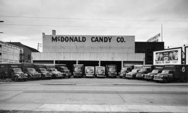 Historic Image of McDonald Candy Co.