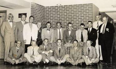 Board Of Directors 1953
