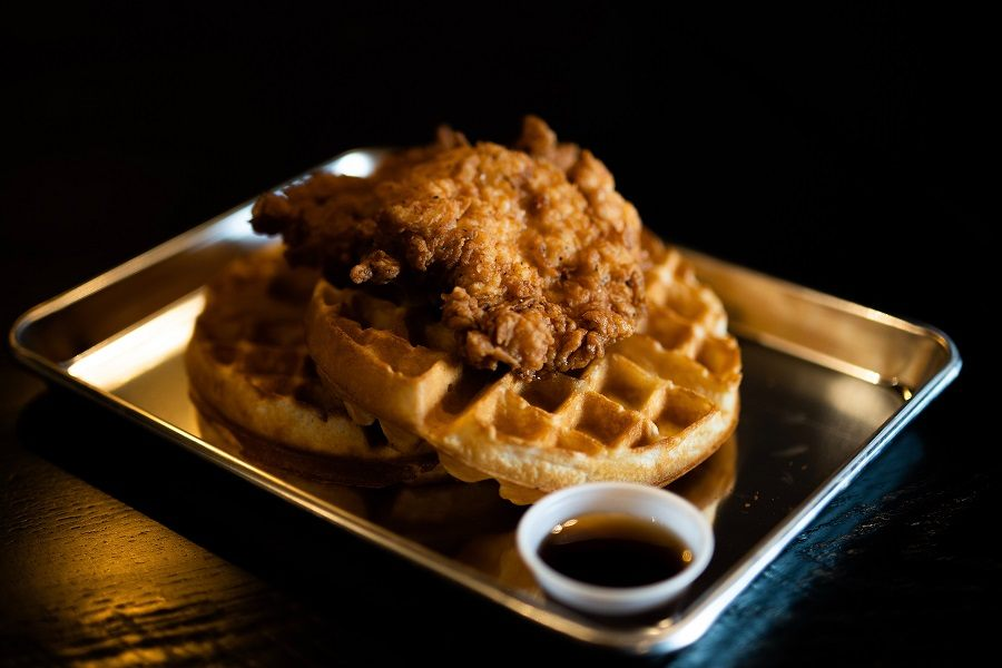 Chicken & Waffles | All-Day Breakfast